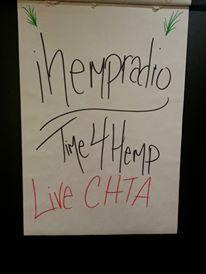 iHempRadio live CHTA
