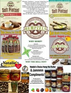 Hempzel Product Line