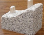 Hempcrete Sample Block HTG